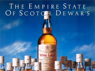 The Empire State of Scotch, Dewar's, 1986