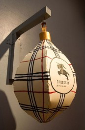 Burberry Punching Bag, 2007