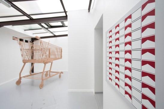 A2Z Art Gallery show, 2013