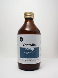 Ventolin 150ml syrup