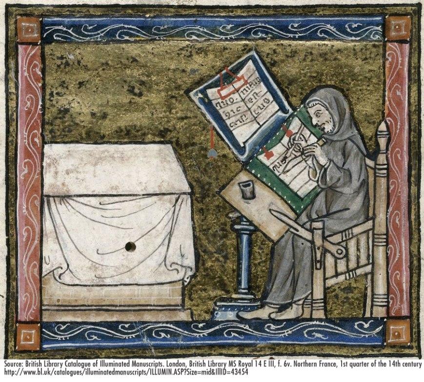 Scriptorium-art