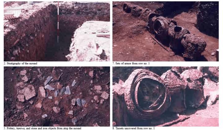 fouilles 1