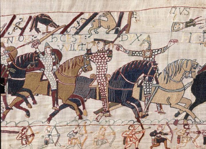 Guillaume le conquérant Bayeux