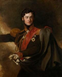 2-Alexandre Chernychev en 1814 (Source-Huile sur toile de Thomas Lawrence, Royal Trust Collection-Windsor Castle)