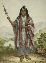 2-Chef Mapuche du Chili (Source-New York Library Digital Collection)