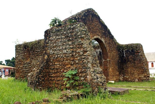 Mbanza Church
