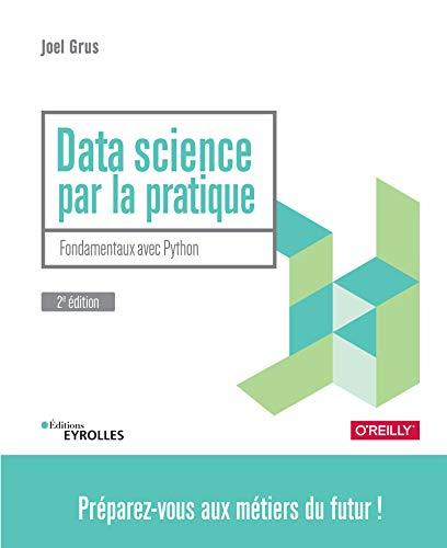 Mes dernières lectures en data science