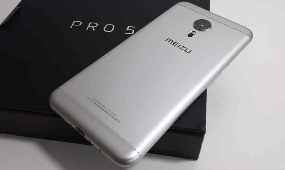 La Revue Tech The Tech Review Test Review Prise en main Meizu Pro 5
