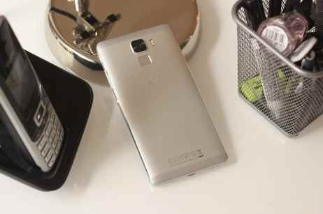 Huawei Honor 7 Marshmallow Lecteur d'empreintes fingerprint Emotion UI 3.1 La Revue Tech Test Review Prise en main Hands on