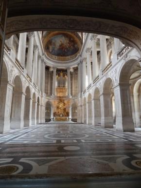 Chapelle, Château de Versailles
