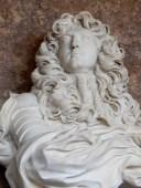 Bernini, Louis XIV, Buste en marbe