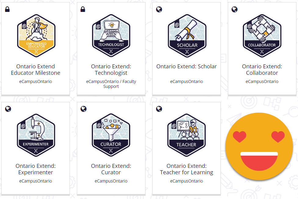 Extend Badges