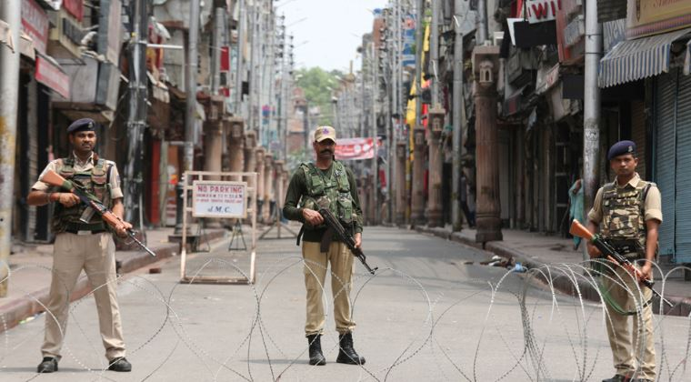 India: Over 4,000 detained in Kashmir since early August