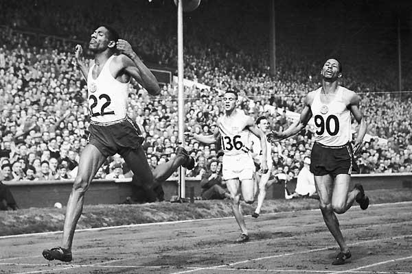 Arthur Wint vs McKenely 1948 Jamaica Top 50