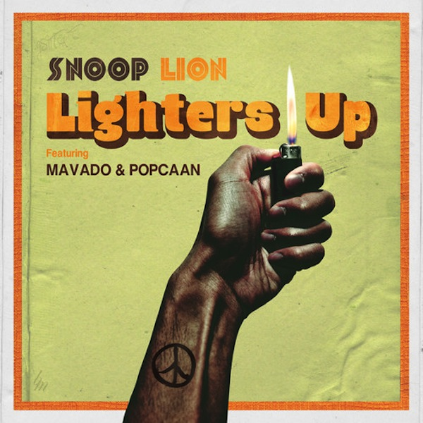 Lighters Up Snoop Lion Mavado