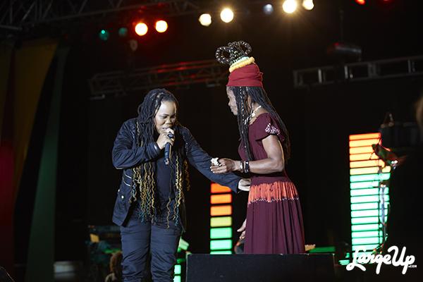 Queen Ifrika Rebel Salute