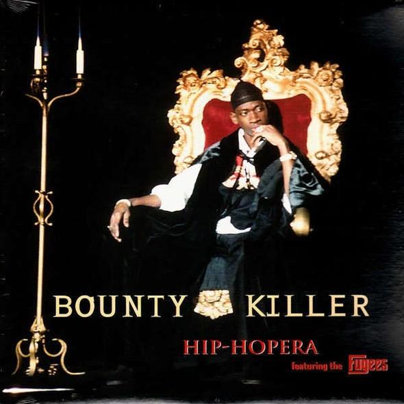 Bounty Killer Hip Hopera