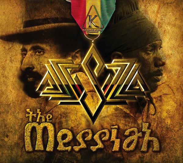 SSizzla - The Messiah - Artwork