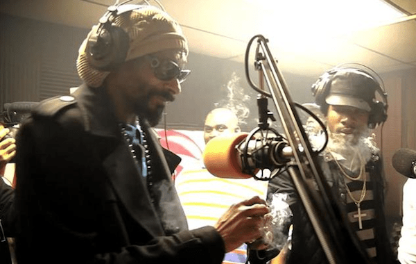 Snoop and Gyptian VP Records