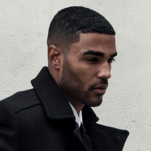 50 Peinados Impresionantes Para Hombres Negros Largo