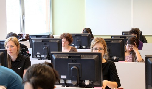 Computer exam