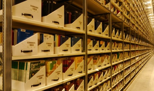 Bodleian Book Storage Facility, Swindon