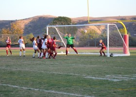 Saddleback College women's soccer team draw 1-1 to Irvine Valley College