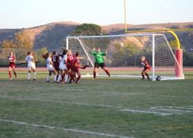 Saddleback College women's soccer team draw 1-1 to Irvine Valley College