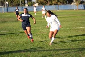Irvine Valley College player shot over top post in regulation