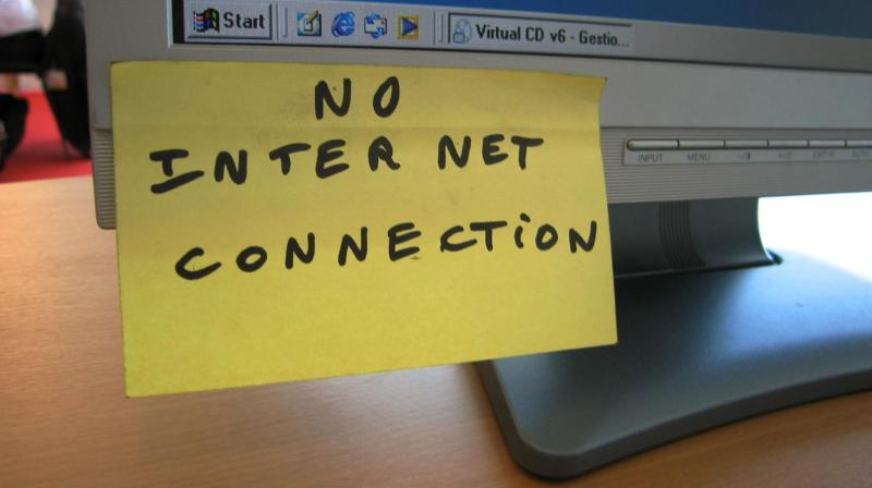 Students face challenges with getting connected onto the internet, problems are a result of too many users connected. (Courtesy of Ben Dalton/Creative Commons)