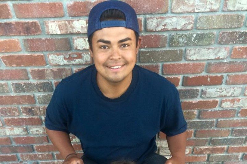 Cesar Medina was killed in a hit and run Friday night in San Juan Capistrano. (GoFundMe)