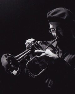 Dmitri Matheny was named was of the world's best horn players. (Courtesy of Saddleback College Arts)