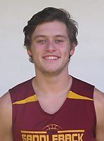 Hayden Fredrick is the point and shooting guard for the Saddleback Gaucho's Mens Basketball team.