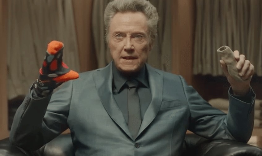 Walken advertising for KIA Courtesy of KIA Motors America YouTube channel https://www.youtube.com/watch?v=9r0FrXXKeiA