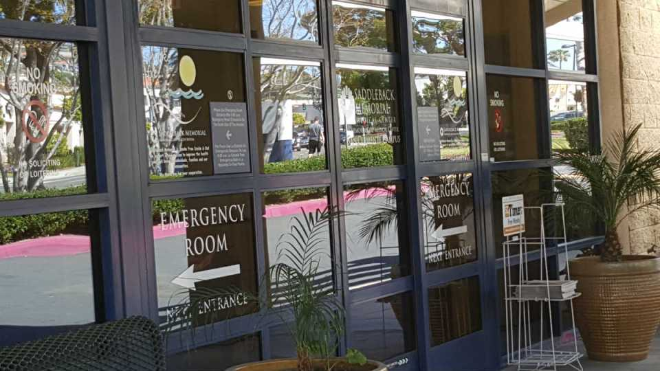 Come May 31, San Clemente hospital closes it's doors for good, due to low inpatient numbers over recent years. (Angel Grady/Lariat)