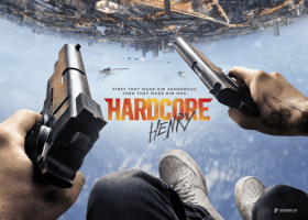 """Hardcore Henry,"" is a first-person action film that is not for the faint of heart and is now in theaters. (Versus Pictures 2016)"
