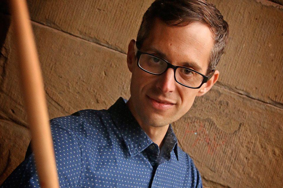 Matt Slocum visits Saddleback College with his talented trio.