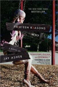 Book cover for Thirteen Reasons Why