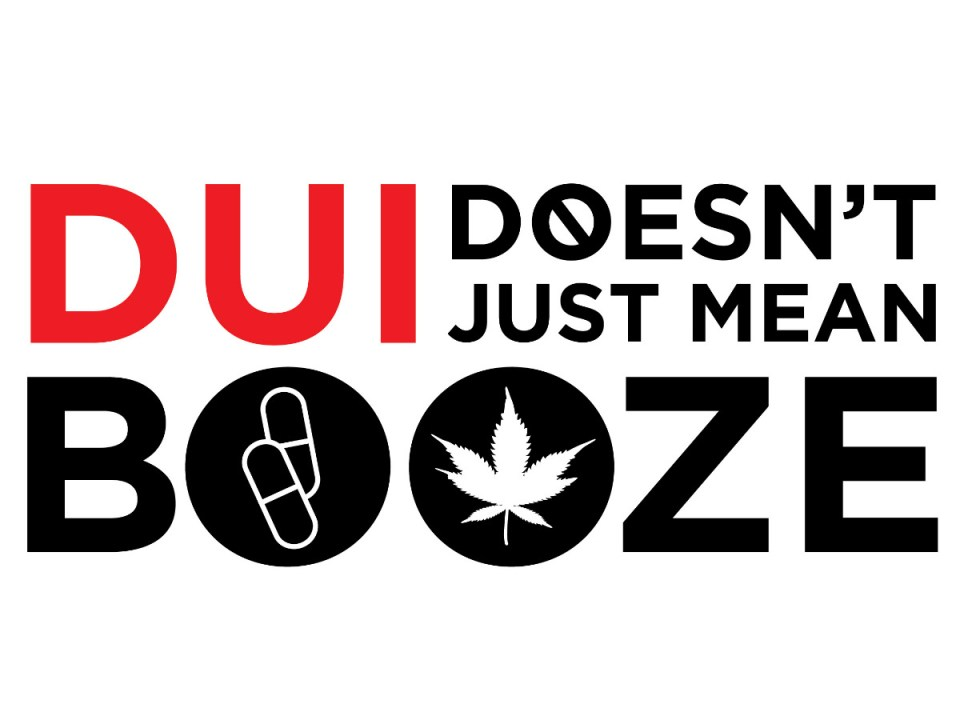 Orange County Sheriff's Department cautions marijuana users that smoking and driving will result in a DUID. (Courtest of OCSD)
