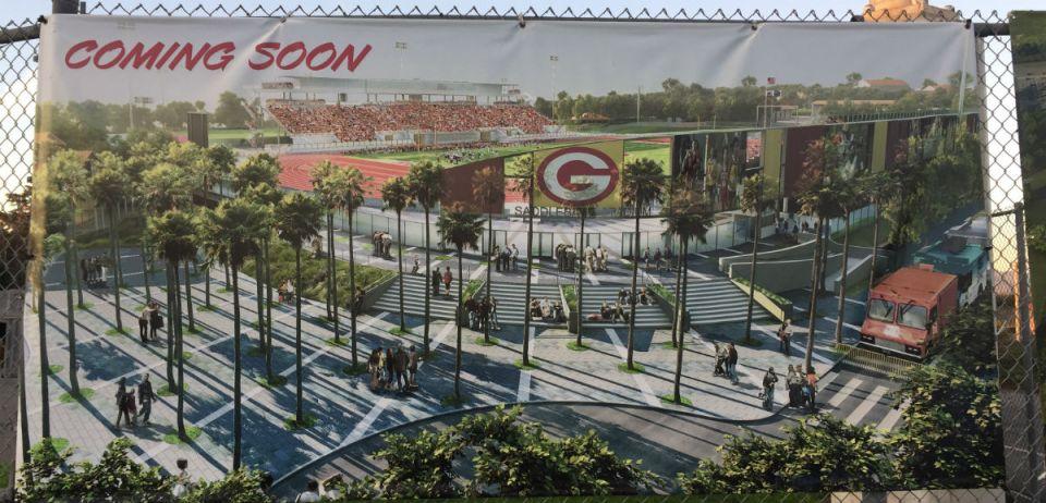 Preview of 2019 Saddleback College Stadium (Joseph Fleming/Lariat)