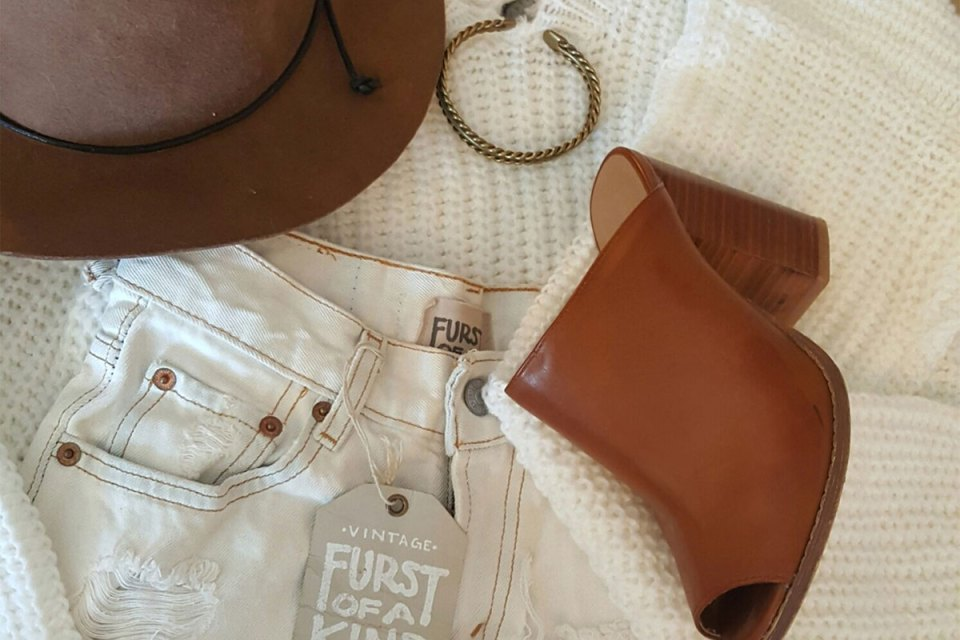 Festival inspired styles for the outfit of the day. (Andrea Clemett/Lariat)
