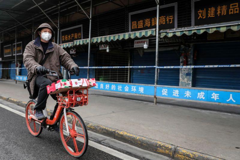 Un cinese a Wuhan ai tempi del coronavirus