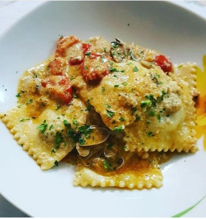 Cosa e dove mangiare a Trapani: ravioli