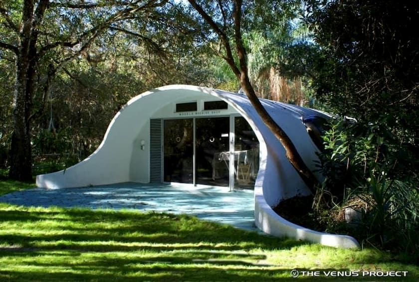 Il Venus project in Florida