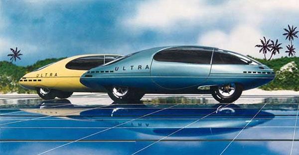 Auto future del Venus Project