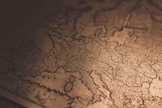 Una mappa per chi non sa dove trasferirsi per lavoro
