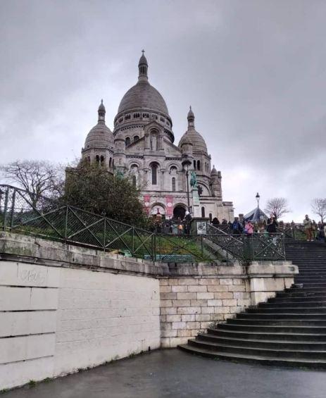 Cose da vedere a Parigi: La basilica del sacro cuore