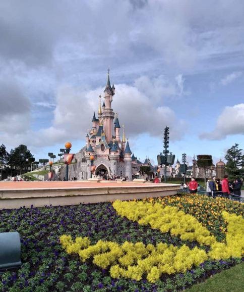 Cose da vedere a Parigi:  Castello di Disneyland Paris