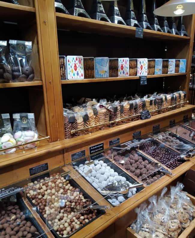 Cose da vedere a Parigi: dolciumi da mangiare