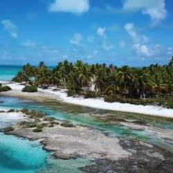 L'isola nella Polinesia Francese che…